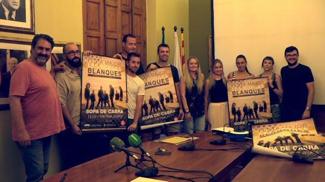 Sopa de Cabra serà cap de cartell a la Festa Major de les Borges