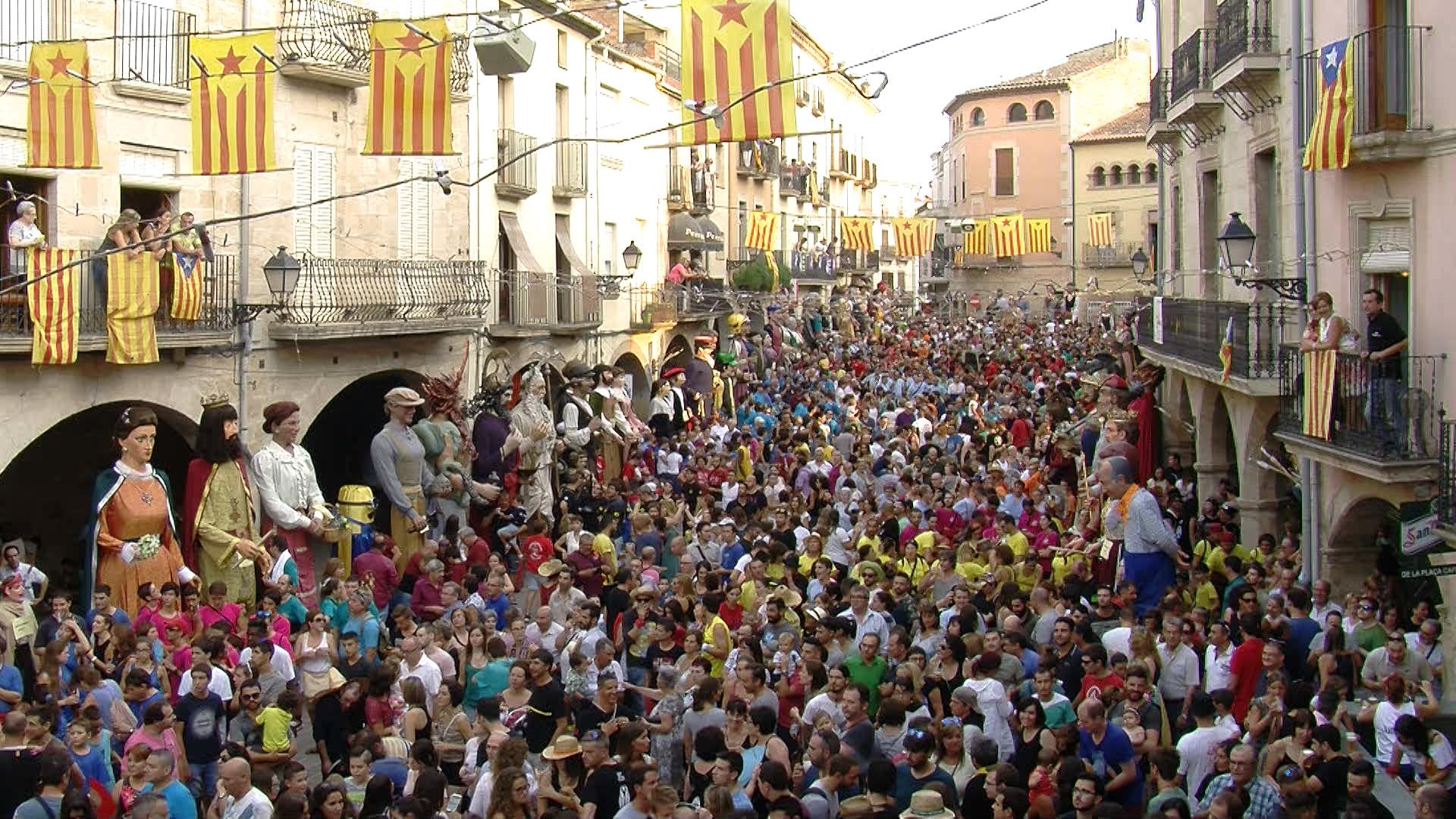 Un estudi del cens de les Borges revela que des de principis de segle XXI ha guanyat i rejovenit població