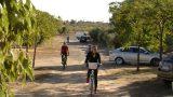 Més de 200 persones participen en el Dia de la Bicicleta