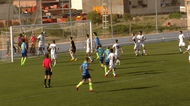 Crònica FC Borges(1) – CF Igualada(1)