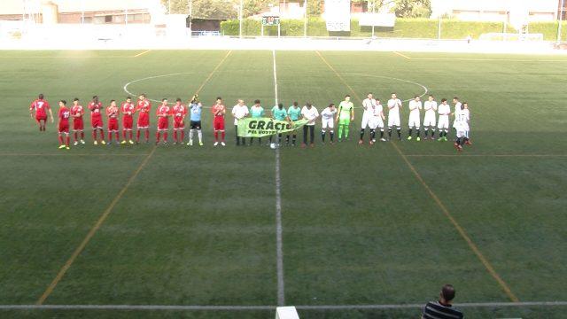 Crònica FC Borges (1) – UE Sant Ildefons (0)
