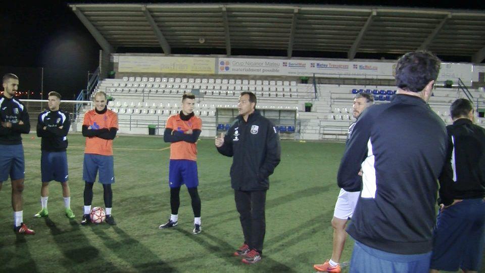 Prèvia UD Unificació Bellvitge – FC Borges
