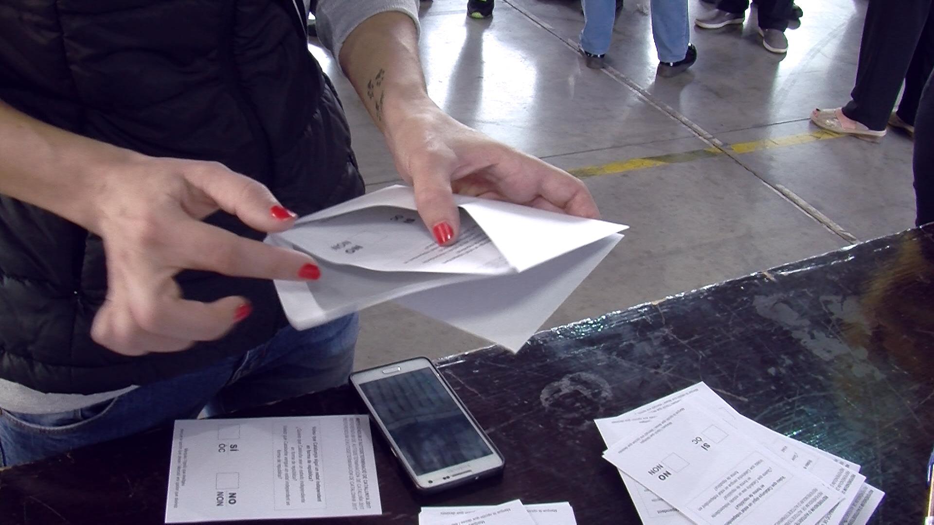 El referèndum a les Garrigues