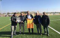 El CF Juneda estrena el seu nou camp amb una victòria