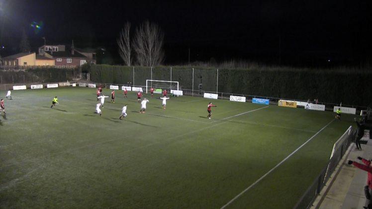 Crònica EFAC Almacelles (1) – FC Borges (2)
