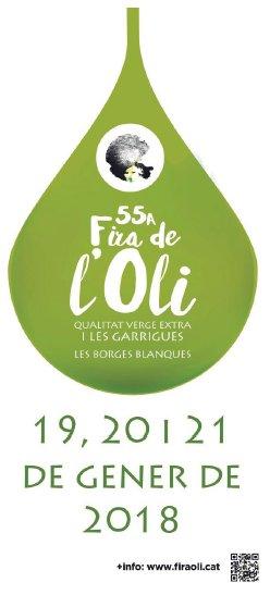 55a Fira de l'Oli i les Garrigues, Les Borges Blanques
