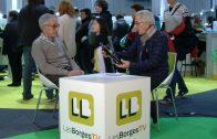 """Entrevista a Joan Manel Torné, president de la Cooperativa """"la Borgenca"""", en la 55a Fira de l'Oli"""