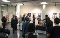 Inauguració exposició col·lectiva 17/17 al Complex Cultural de Juneda