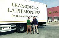 Franquicias La Piemontesa oferirà oli d'oliva arbequí gràcies a l'acord amb la Cooperativa  Arbequina i Secció de Crèdit d'Arbeca