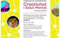 Les Garrigues acull la tercera edició del projecte Creativitat i Salut Mental