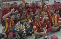 Manlleu i Igualada es proclamen campions de Catalunya júnior i infantil d'hoquei a Juneda i Cassà