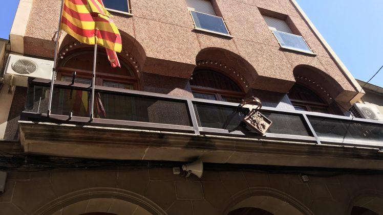 Ple ordinari de l'Ajuntament de Juneda del 19 d'abril