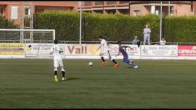 Crònica FC Borges (5) – CD Tortosa (0)