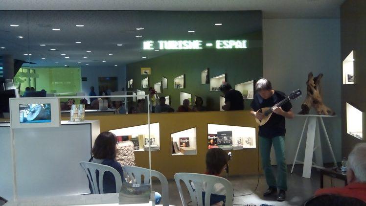 Música per a la celebració de la Nit dels Museus a les Borges