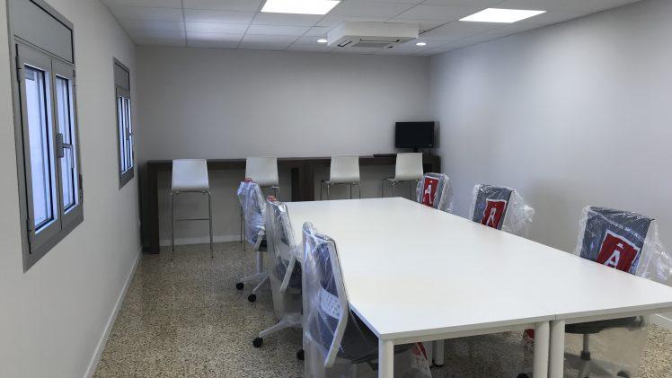 Jornada de portes obertes de 'lo cub de Juneda', l'espai de co-working de l'Ajuntament de Juneda