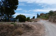 Obres de millora del Camí del Cementiri Vell de les Borges1