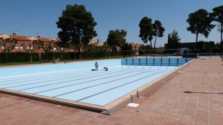 Les piscines municipals de les Borges ultimen els preparatius per iniciar la temporada
