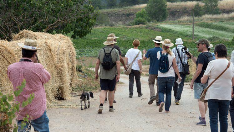 Benvinguts a Pagès proposa set noves rutes turístiques per fer més intensa l'experiència dels visitants