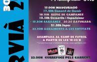 11a Mostra Cultural de les Garrigues i Acampada Jove, dissabte a Cervià de les Garrigues