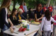 Lleida aconsegueix una protesta multitudinària de totes les entitats socials per defensar els llocs de treball de les persones amb discapacitat