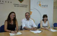 El programa per promoure la integració laboral a les Garrigues atén 33 persones amb risc d'exclusió sociolaboral el 2017
