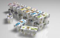 La Lleteria Obagues Talma treu nous productes amb una imatge corporativa renovada