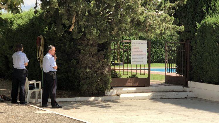 Les Borges decreta dos dies de dol per la mort d'un nen de 7 anys a la piscina d'un club esportiu