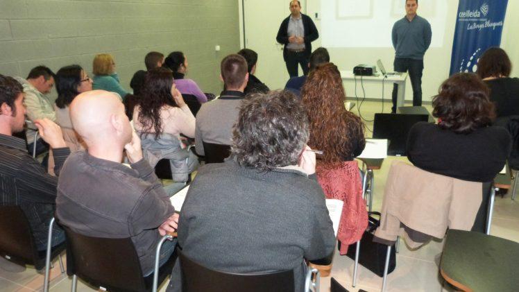 El CEI de les Borges organitza quatre càpsules formatives per millorar la gestió empresarial