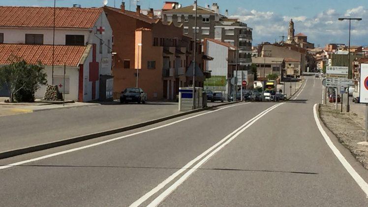 Adjudicada la primera fase d'obres de l'Avinguda Francesc Macià de les Borges