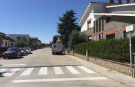 Imatge actual del carrer Marinada de les Borges.