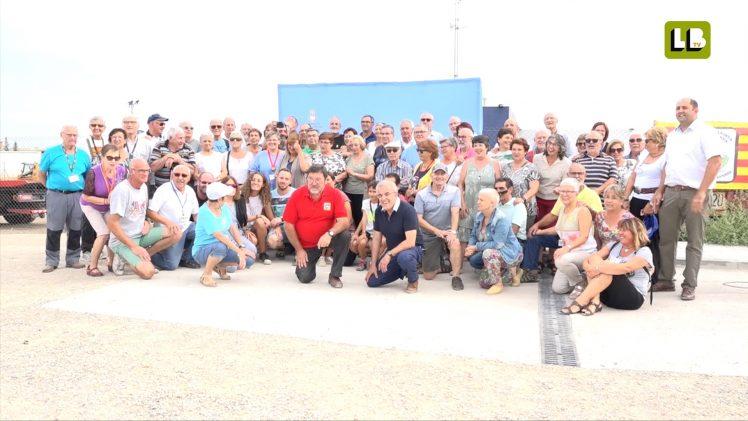 Reportatge de la 1a Trobada d'autocaravanes de les Borges
