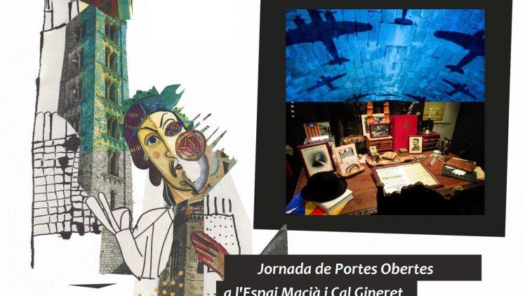 Dissabte de portes obertes a l'Espai Macià i al refugi de Cal Gineret de les Borges en les Jornades Europees del Patrimoni