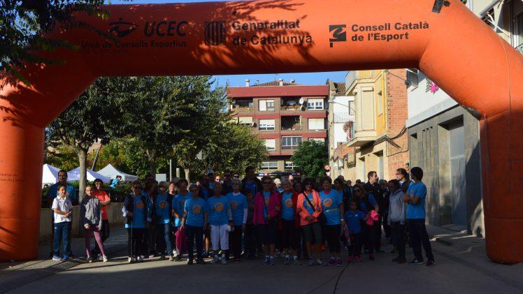Torna TalmApeu, la caminada més inclusiva de la comarca