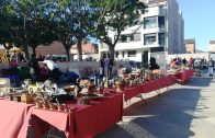 El mercat d'antiquaris, brocanters i col·leccionistes de les Borges Blanques.
