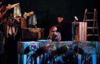 L'espectacle 'Draps', a càrrec de La Guilla Teatre (Foto escenafamiliar.cat)