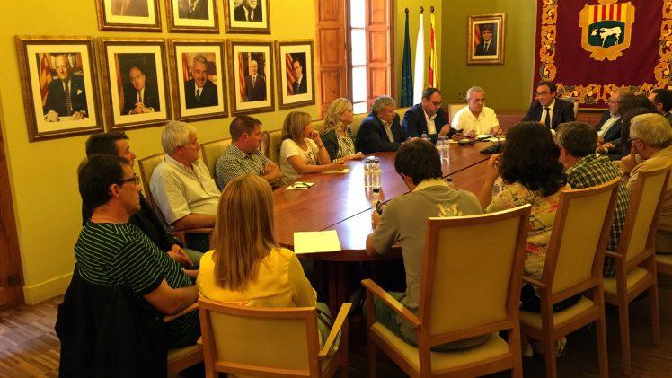 Enric Mir exigeix a Foment la duplicació immediata de l'N-240 entre Lleida i Juneda