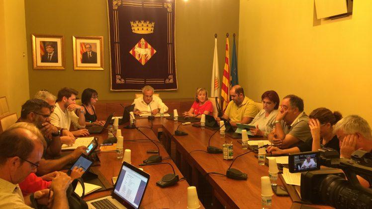 Borges recull una vintena de propostes ciutadanes per elaborar l'ordenança de civisme