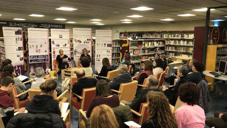 La Biblioteca de Juneda commemora aquest novembre l'Any Pedrolo