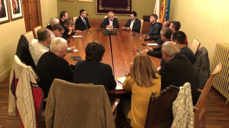 La Generalitat confirma que les reunions amb l'Estat per solucionar la sinistralitat a l'N-240 estan ben encaminades
