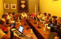 Ple municipal del setembre de 2018 a les Borges Blanques