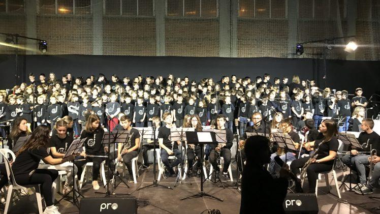 La Mancomunitat de l'Escola de Música de les Garrigues celebra el seu concert de Nadal
