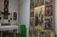 Vinaixa recupera els retaules de l'església amb una reproducció a mida real