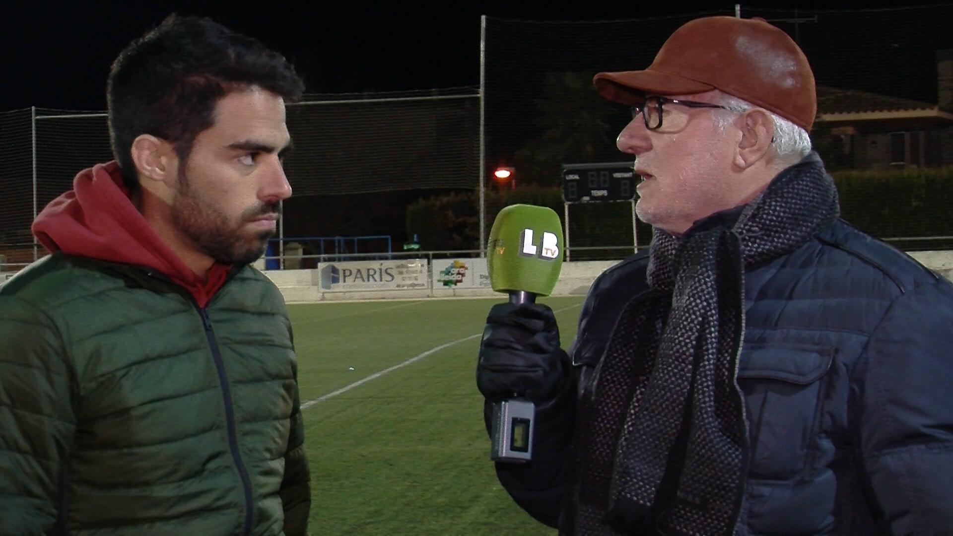 Prèvia CF Vilanova – FC Borges
