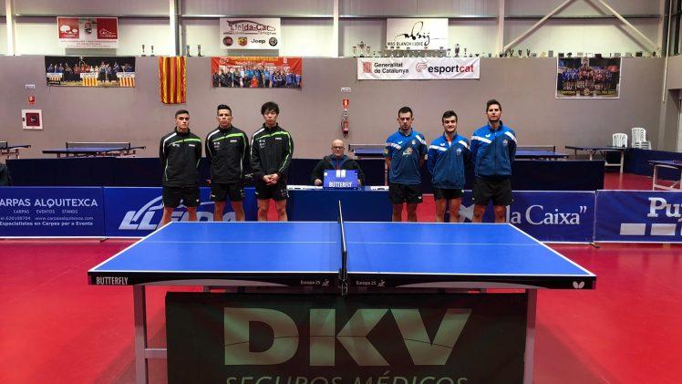 8 jugadors del CTT Borges al torneig estatal de Valladolid