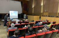 Reunió a l'Ajuntament de Castelldans sobre el Canal Segarra-Garrigues