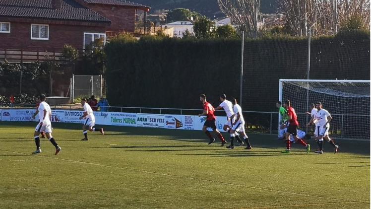 Crònica EFAC Almacelles (1) – FC Borges (3)