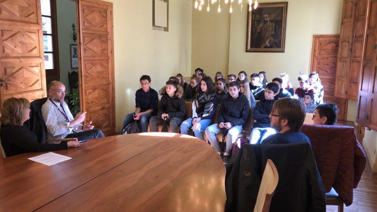 L'Institut Josep Vallverdú de les Borges realitza un intercanvi amb alumnes alemanys