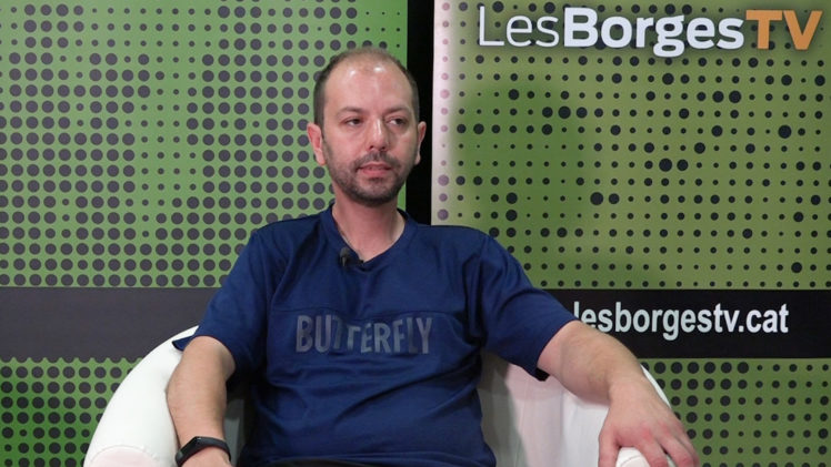 Entrevista a José Luís Andrade, Director Tècnic del CTT Borges