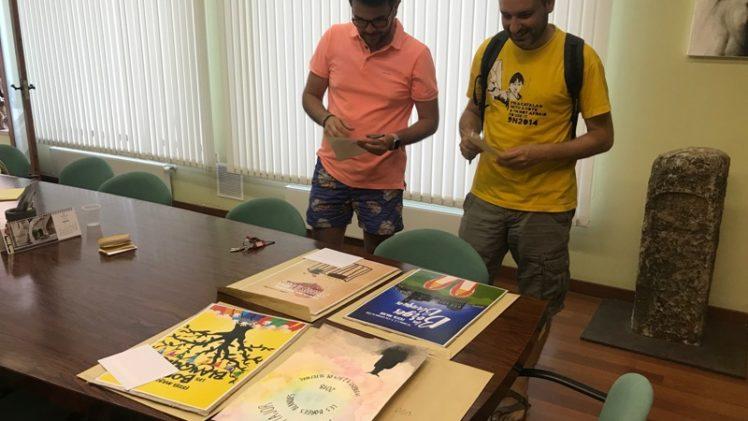 Les Borges inicia el concurs de cartells de la Festa Major 2019