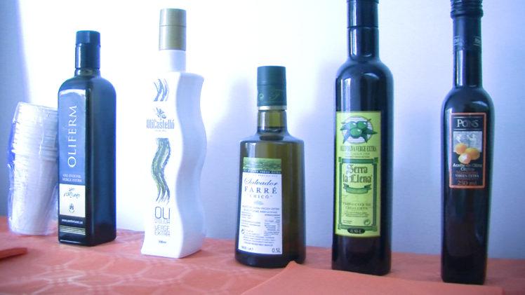 Acte de presentació de la Confraria de l'oliva arbequina catalana